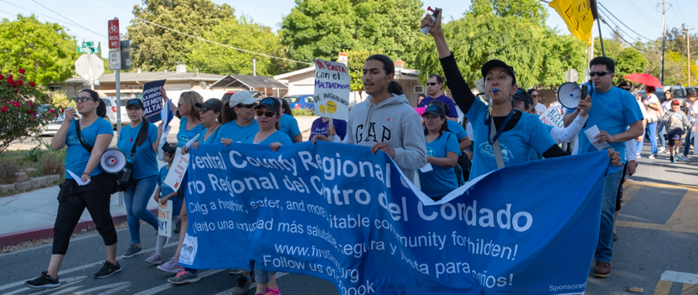 May day 2019 Protest in Concord