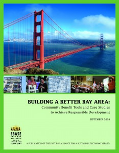 EBASE resources on Building a Better Bay Area (thumbnail)